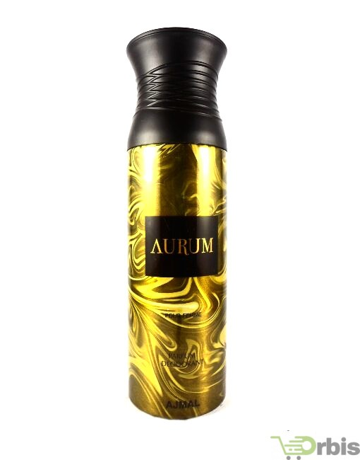 Ajmal Aurum Pour Femme Deodorant Spray-200ML