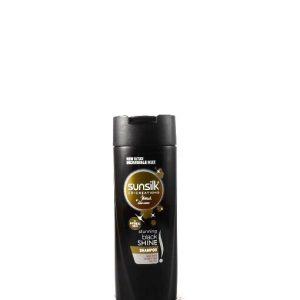 Sunsilk Co-Creations Stunning Black Shine Shampoo-90ml