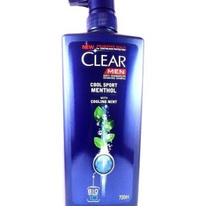 Clear Men Cool Sport Menthol Shampoo-700ml