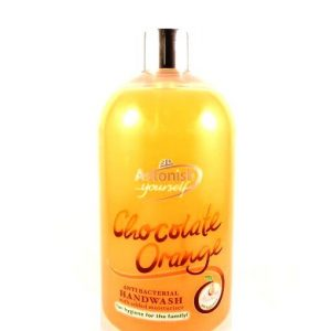Astonish Yourself Chocolate & Orange Hand Wash-500ml