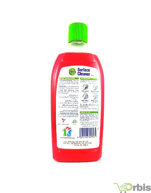 Dettol Floral Multi Surface Cleaner-500ml