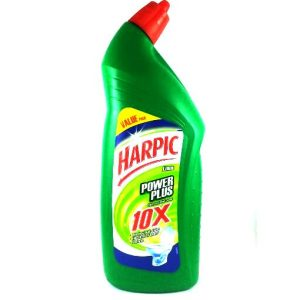 Harpic Power Plus Lime 10X Toilet Cleaner-1000ML