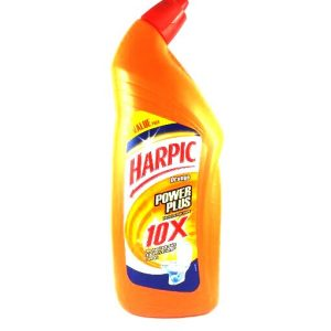 Harpic Power Plus Orange 10X Toilet Cleaner-1000ML