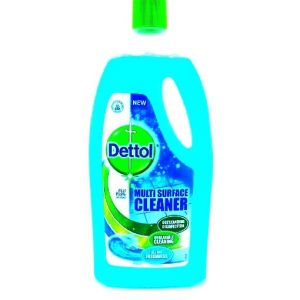 Dettol Aqua Multi Surface Cleaner-1L
