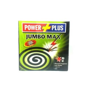 Power Plus Jambo Max Mosquito Coils